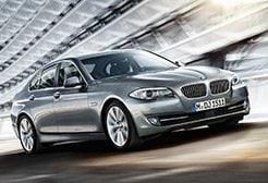 Noleggio BMW serie 5 noleggio Roma