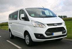 Ford Transit Custom Cammarent
