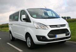 Ford Transit Custom Cammarent