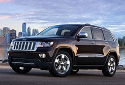 Jeep Grand Cherokee Cammarent