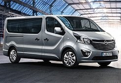 New Opel Vivaro Eco