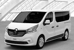 Noleggio Renault Traffic Zen Roma