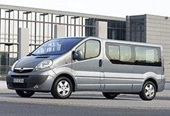 Opel Vivaro Cammarent
