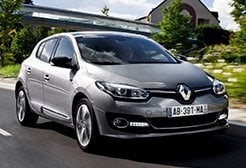 New Renault Clio Cammarent