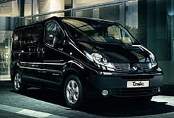 Renault Trafic Grand Black Edition Cammarent