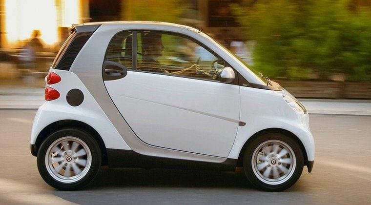 Noleggio Smart benzina Roma