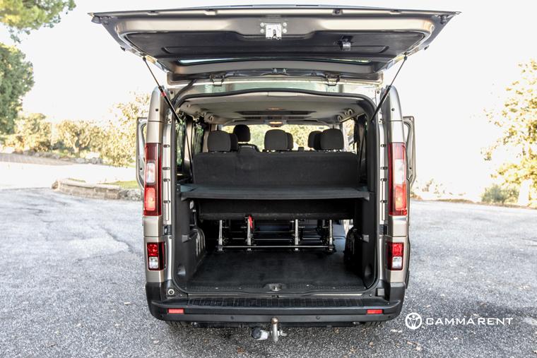 Renault-Trafic-Zen-bagagliaio-cammarent-roma