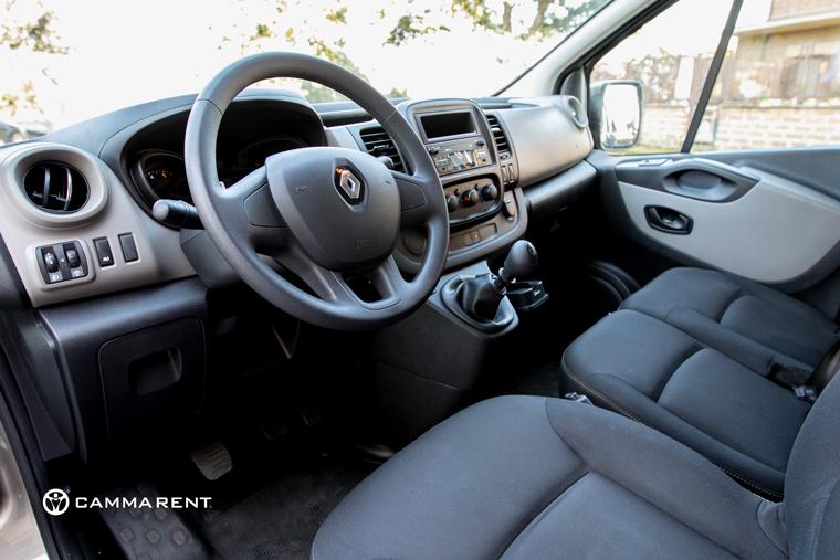 Renault-Trafic-Zen-cruscotto-cammarent-roma