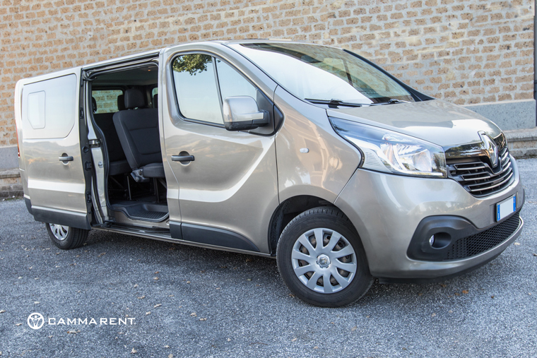 Renault-Trafic-Zen-fianco-cammarent-roma